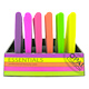 Opal London Neon Day Glo Tweezers PINK